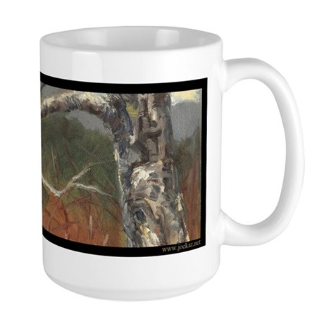 Birch Tree Large Mug