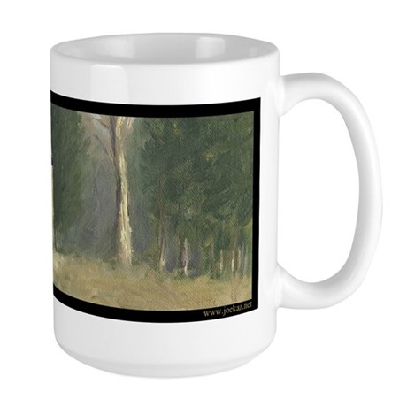 Washington Crossing Park Large Mug