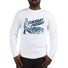Tuesday Foosday Long Sleeve T-Shirt