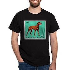 1967 Hungary Vizsla Dog Postage Stamp T-Shirt