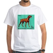 1967 Hungary Vizsla Dog Postage Stamp T-Shirt