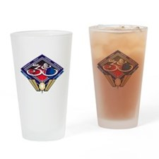 Expedition 38 Drinking Glass