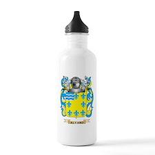Alvaro Coat of Arms Water Bottle