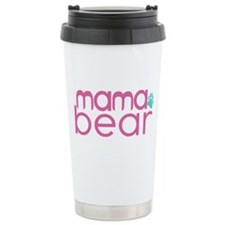 Mama Bear - Family Matching Ceramic Travel Mug