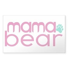 Mama Bear - Family Matching Stickers