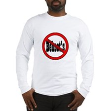 Say No to Behcets Disease Long Sleeve T-Shirt
