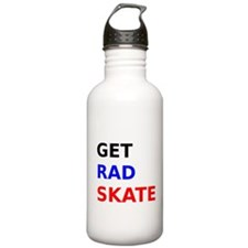 Get Rad Skate Water Bottle