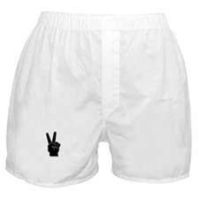 Unique Peace love happiness Boxer Shorts