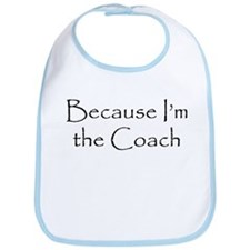 I'm the Coach Bib