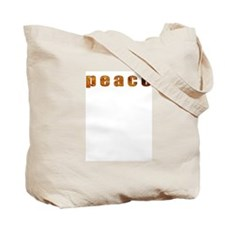 Buddha Wanted For Peace Tote Bag