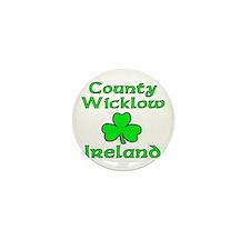 County Wicklow, Ireland Mini Button