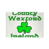County Wexford, Ireland Rectangle Magnet