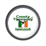 County Tipperary, Ireland Wall Clock