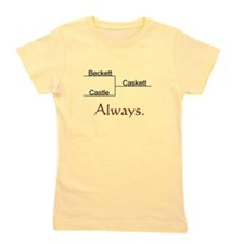 Beckett Castle Caskett Always Girl's Tee