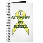 I Support My Sister Journal