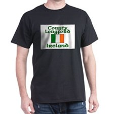 County Longford, Ireland T-Shirt
