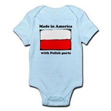 Made In America With Polish Parts Body Suit