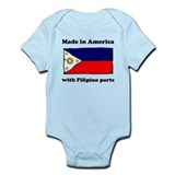 Filipino baby Bodysuits