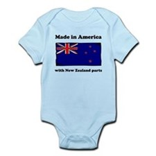 Made In America With New Zealand Parts Body Suit