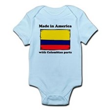 Made In America With Colombian Parts Body Suit