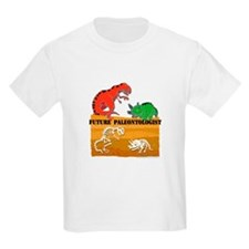 Future Paleontologist Kids T-Shirt