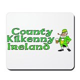 County Kilkenny, Ireland Mousepad