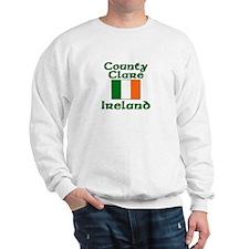 County Clare, Ireland Sweatshirt