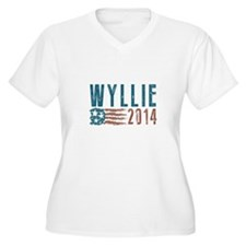 Adrian Wyllie Plus Size T-Shirt