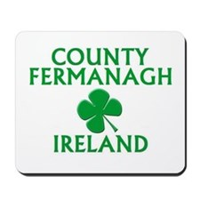 County Fermanagh, Ireland Mousepad