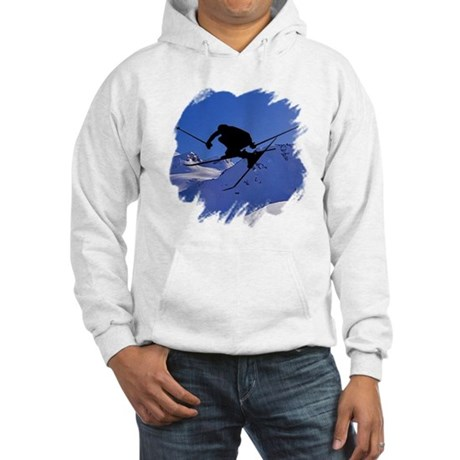 Ski Hooded Sweatshirt
