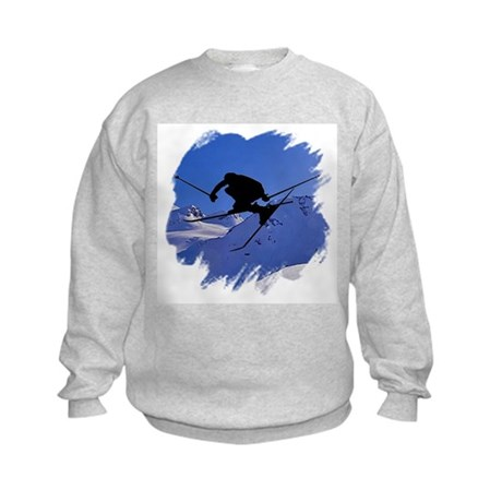 Ski Kids Sweatshirt