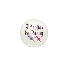 PINNING QUEEN Mini Button (10 pack)