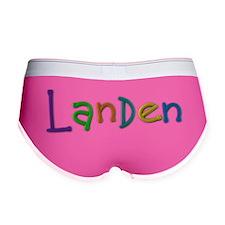 Landen Play Clay Women's Boy Brief