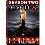Revenge The Complete Season 2 DVD