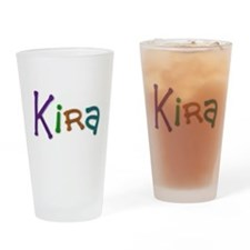 Kira Play Clay Drinking Glass