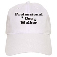 Professional Dog Walker Baseball Cap