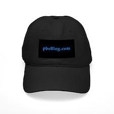 pbsBlog Black BallCap