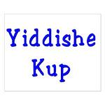 Yiddishe Kup Small Poster
