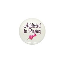 AWESOME PINNER Mini Button (10 pack)