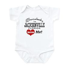 Somebody In Jacksonville Florida Loves Me Infant B