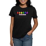 Into Chicks Women's Dark T-Shirt