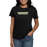 Bad Girl Women's Dark T-Shirt
