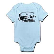 Squaw Valley Vintage Infant Bodysuit