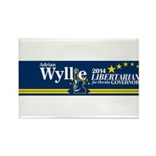 Adrian Wyllie Rectangle Magnet (10 pack)