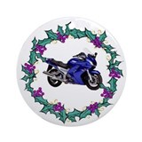 FJR1300 holiday, everyday, or Christmas ornament.