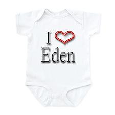 I Heart Eden Infant Bodysuit