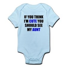Cute Aunt Body Suit