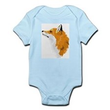 Fox Profile Infant Creeper