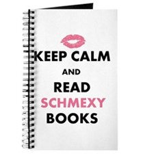 Schmexy Girl Book Blog Logo Journal