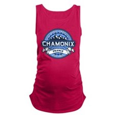 Chamonix Blue.png Maternity Tank Top